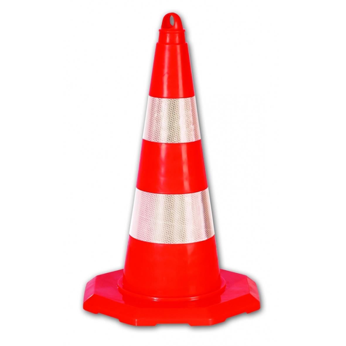 esnek-trafik-konisi-2reflektorlu-50cm